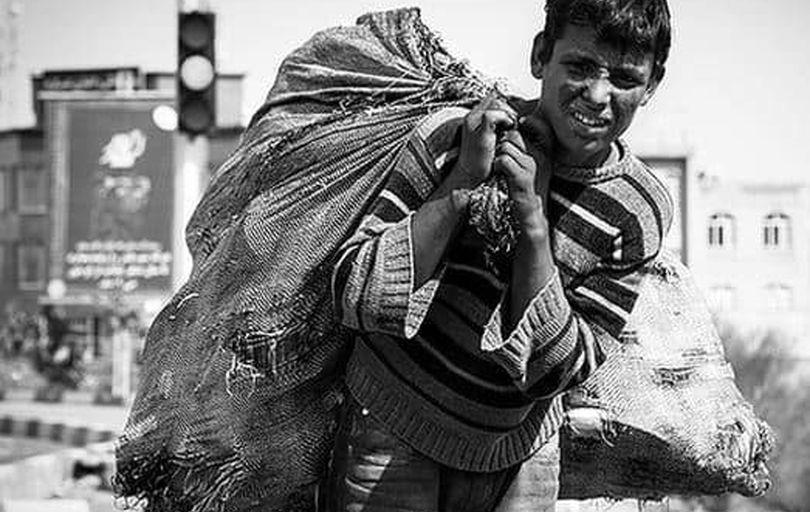 رانده شدن کودکان کار خیابان به کارگاههای زیرزمینی