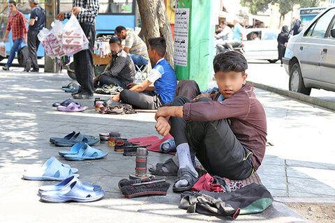 باندهای مافیایی کودکان کار وجود دارند، اما تعداد آنها زیاد نیست