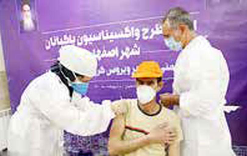 اعلام آمادگی کارفرمایان برای واکسیناسیون کارگران