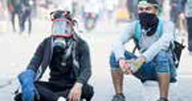 ادامه تظاهرات عراقیها علیه فساد در میان تدابیر شدید امنیتی