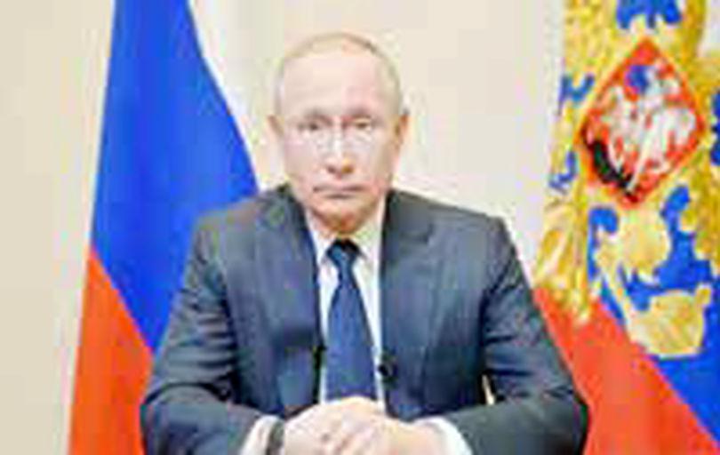 پوتین کمترین میزان محبوبیت مردمی را تجربه میکند