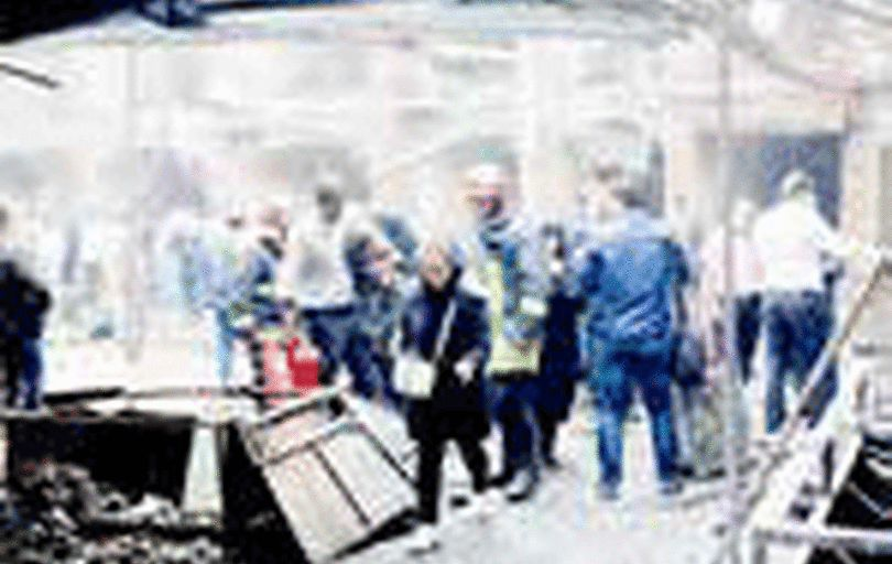 هیات دولت به جبران خسارات آتشسوزی بازار تبریز کمک می کند