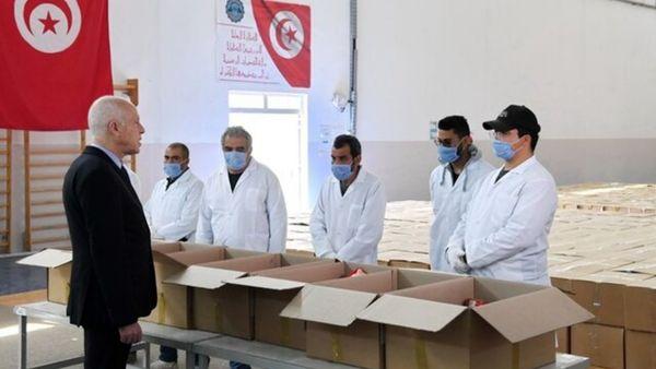 جنجال بر سر واکسن کرونا در تونس