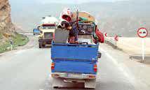 مهاجرت شهر به روستا در کشور افزایش داشته است