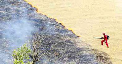 آتش به دامن ارسباران هم افتاد