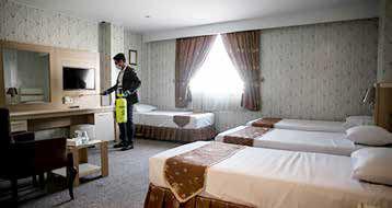 وضعیت هتلها خراب و نگرانکننده است