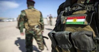 درگیری پیشمرگها با داعش در کرکوک