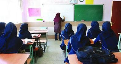۳۲ نفر در هر کلاس در تهران