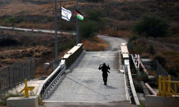 تشکیل اتاق مشترک مرزی میان ارتش اسرائیل و اردن