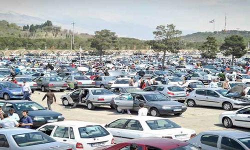 شوک در بازار خودرو در پی  اعلام افزایش رسمی قیمتها
