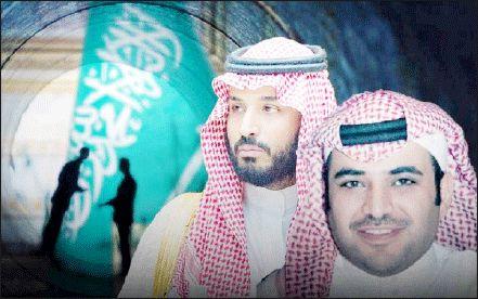 ستون دربار سعودی عامل قتل خاشقجی