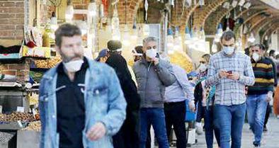 ایران دوباره کانون شیوع کرونا در خاورمیانه شد