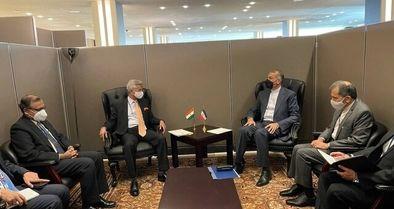گسترش رایزنیها برای ارتقای روابط تجاری ایران و هند