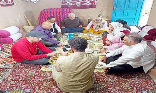خوراک ایرانی یک گنج با ارزش فرهنگی است