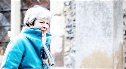 بریتانیا پشیمان است