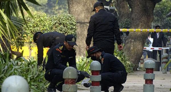 هند دو مظنون بمبگذاری سفارت اسرائیل را شناسایی کرد