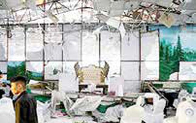 انفجار در جشن عروسی در کابل ۶۳ کشته و ۱۸۲ زخمی به جا گذاشت
