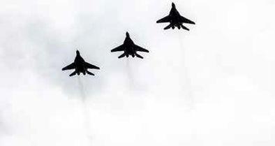 قدرتنمایی موشکی سپاه و ارتش بر فراز خلیجفارس