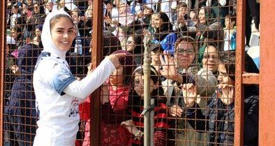 ممنوعیت فرمانی در لیگ بلژیک به خاطر حجاب