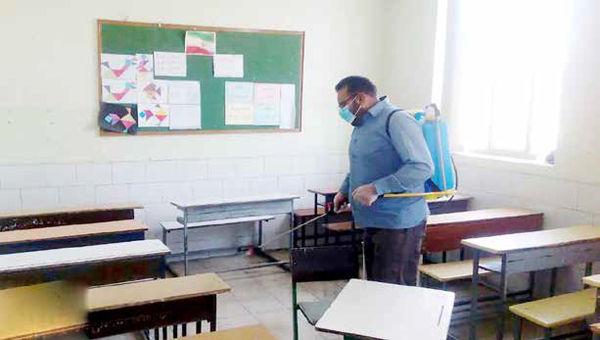بودجه آموزشوپرورش کفاف رعایت پروتکلها را نمیدهد
