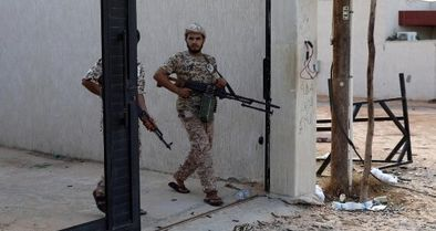 ارتش حفتر در راه مصراته!