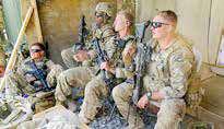 ترامپ: 8 هزار و 600 نیروی آمریکایی در افغانستان میمانند