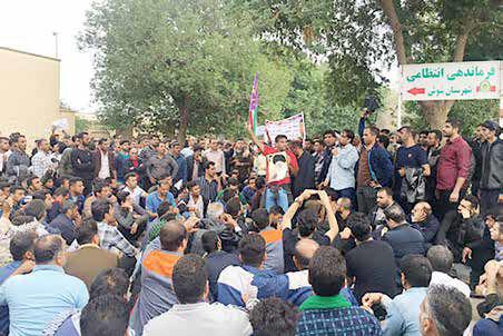 هفتتپه در دور تازه معوقهها و اعتراضات
