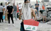 ادامه تظاهرات و ترورها در استانهای عراق