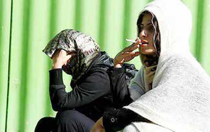 هشدار رشد اعتیاد در زنان