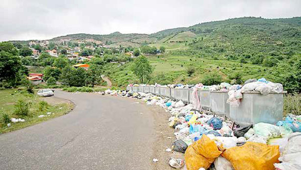 نبرد  نفسگیر محیطزیست با زبالهها در استانهای شمالی