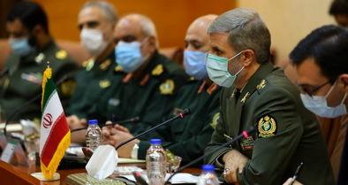 آمادگی ایران برای تقویت قدرت دفاعی عراق