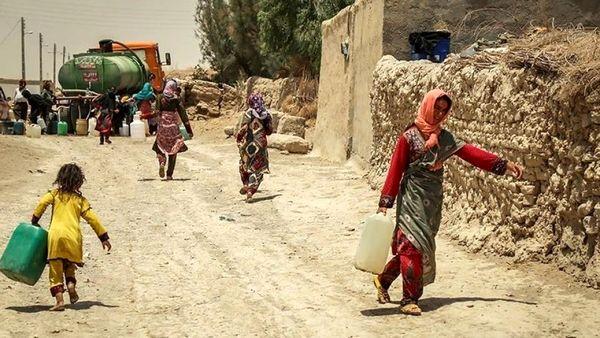 عبور سیستان و بلوچستان از خط قرمز خشکسالی