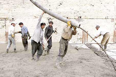 تأثیر خروج کارگران افغان بر قیمت مسکن در ایران