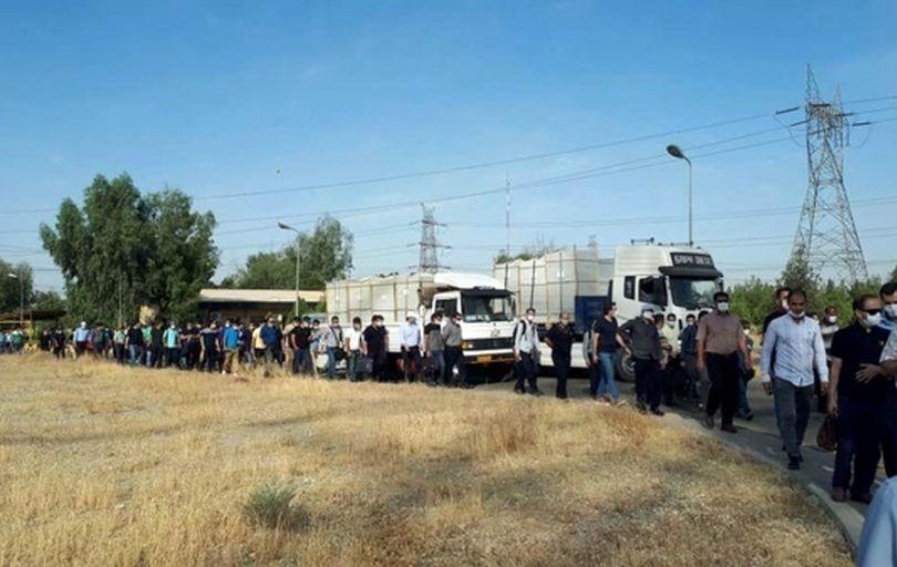 اعتراض صنفی کارگران نیروگاه دماوند خاتمه یافت