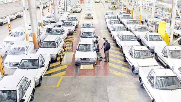 هزینه تولید خودروی ۴۰۰ میلیون تومانی در ایران ۸۰۰ میلیون است