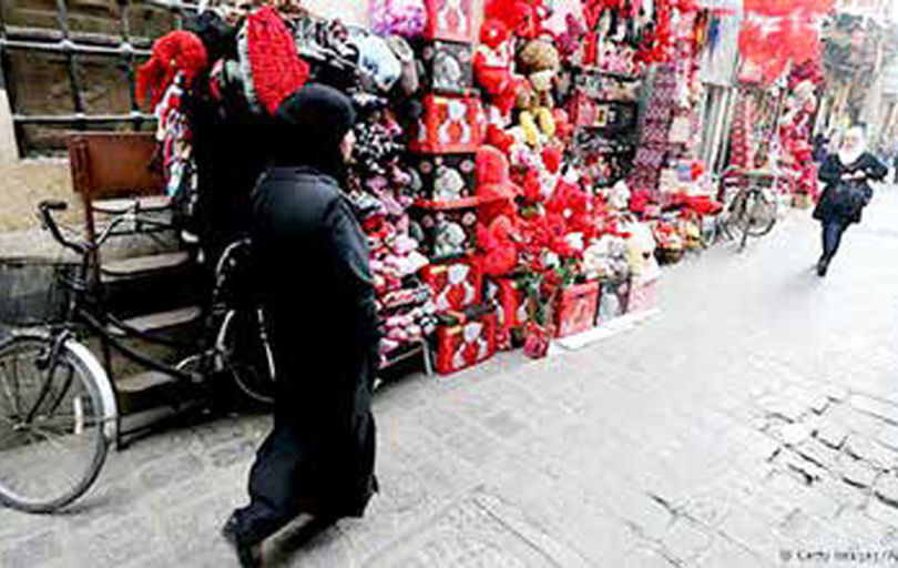 ولنتاین امسال؛ کرونازده و متأثر از گرانیها
