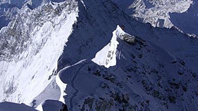 کوه الوند و آسیبهای تلهکابین