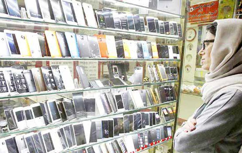 قهر گوشیهای لاکچری از بازار ایران