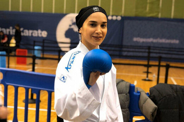 مخالفت با المپیکی شدن رزیتا علیپور