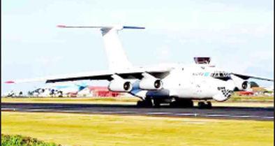 پروازهای مشکوک برای کمک به خلیفه حفتر