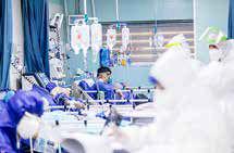 وزیر بهداشت: دنیا از کنترل کرونا در ایران حیرتزده است(!)
