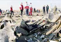 کیفرخواست ۲۰۰ صفحهای برای ۱۰ متهم حادثه هواپیمای اوکراینی
