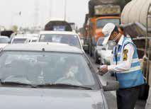 محدودیتهای جدید موجب کاهش ترددها شده است؟