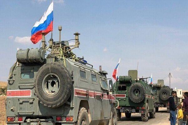 روسیه حضور نظامی در شرق فرات را تقویت کرد