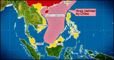 دریای جنوبی، کانون توجه قدرت های جهان