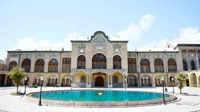 تهران، پایتخت کاخنشینی ایران