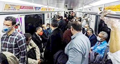 قطار و اتوبوسهای شهری؛ اصلیترین کانونهای شیوع کرونا