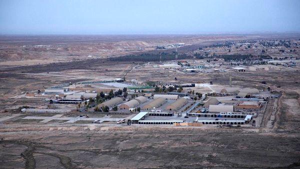 ائتلاف آمریکایی حمله راکتی به پایگاه عینالاسد را تایید کرد