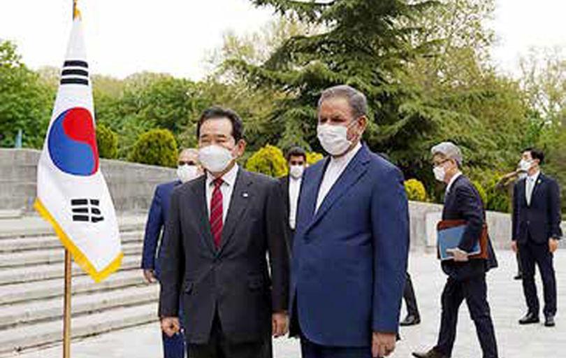 کره جنوبی در اسرع وقت منابع ارزی ایران را آزاد کند