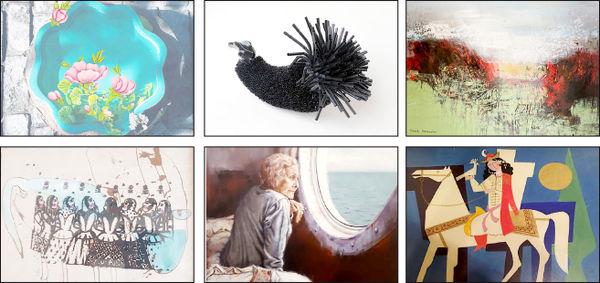 استقبال کمنظیر از نمایشگاه آنلاین «صد اثر صد هنرمند»